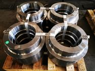 Non Ferrous Forged Steel Rings Hot Rolled For Food & Beverage Indutry
