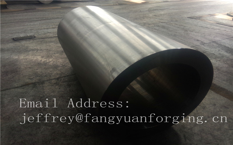 4130 4140 42CrMo4 4340 Forged Seamless Steel Pipe Oil Well Pipe sleeves Coupling Pipe Petroleum Industry