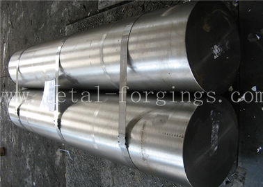 ประเทศจีน SA182-F304 Stainless Steel Forging Bar Solution And Proof Machined โรงงาน