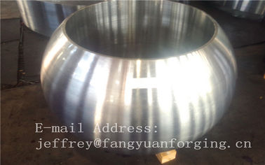 ประเทศจีน Spherical Size Rough Turned Valve Forging ASTM A105 F304 F316 F51 F53 F60 โรงงาน