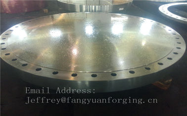 ประเทศจีน ASTM ASME F316 F306L S31608 SUS316 Stainless Steel Forged Discs Customized โรงงาน